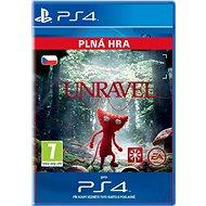 Unravel - PS4 CZ Digital - Hra pro konzoli