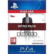 HITMAN Intro Pack - PS4 CZ Digital - Herní doplněk