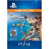 Just Cause 3: Air. Land & Sea Expansion Pass - PS4 CZ Digital - Herní doplněk