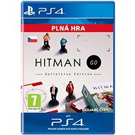 Hitman GO: Definitive Edition - PS4 CZ Digital - Hra pro konzoli