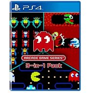 ARCADE GAME SERIES 3-in-1 Pack - PS4 CZ Digital - Hra pro konzoli