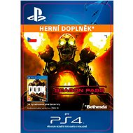 DOOM Season Pass Bundle - PS4 CZ Digital - Herní doplněk