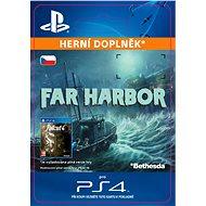 Fallout 4: Far Harbor - PS4 CZ Digital - Herní doplněk