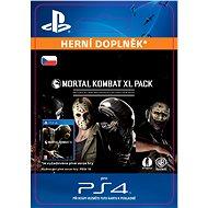 Mortal Kombat X XL Pack - PS4 CZ Digital - Herní doplněk