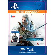 The Witcher 3: Wild Hunt  Hearts of Stone - PS4 CZ Digital - Herní doplněk