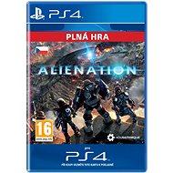 ALIENATION - PS4 CZ Digital - Hra pro konzoli