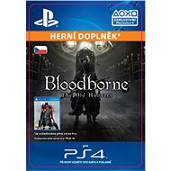 Bloodborne The Old Hunters - PS4 CZ Digital - Herní doplněk
