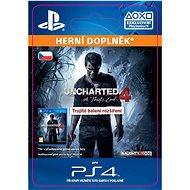 Uncharted 4: A Thief's End Triple Pack Expansion - PS4 CZ Digital - Herní doplněk