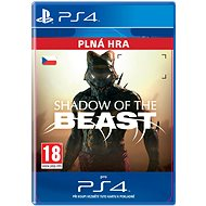 Shadow of the Beast - PS4 CZ Digital - Hra pro konzoli