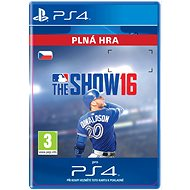 MLB The Show 16 - PS4 CZ Digital - Hra pro konzoli