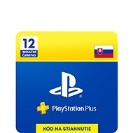 PlayStation Plus 12 Month Membership - SK Digital - Prepaid Card