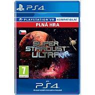 Super Stardust Ultra VR - PS4 CZ Digital - Hra pro konzoli