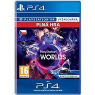 PlayStation VR Worlds - PS4 CZ Digital - Hra pro konzoli