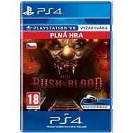 Until Dawn: Rush of Blood - PS4 CZ Digital - Herní doplněk