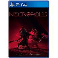 NECROPOLIS: A Diabolical Dungeon Delve - PS4 CZ Digital - Hra pro konzoli