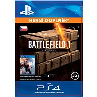 Battlefield 1 Battlepacks x 3 - PS4 CZ Digital - Herní doplněk