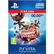 LittleBigPlanet PlayStation Vita Marvel Super Hero Edition - PS Vita CZ Digital - Hra pro konzoli