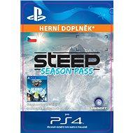 STEEP SEASON PASS - PS4 CZ Digital - Herní doplněk