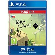 Lara Croft GO - PS4 CZ Digital - Hra pro konzoli