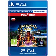 Werewolves Within - PS4 CZ Digital - Hra pro konzoli