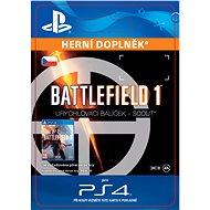 Battlefield 1 Shortcut Kit: Scout Bundle - PS4 CZ Digital - Herní doplněk