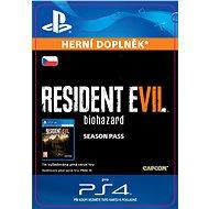 RESIDENT EVIL 7 biohazard Season Pass - PS4 CZ Digital - Herní doplněk