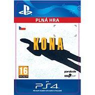 Kona - PS4 CZ Digital - Hra pro konzoli