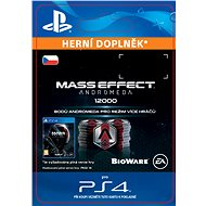 12000 Mass Effect: Andromeda Points - PS4 CZ Digital