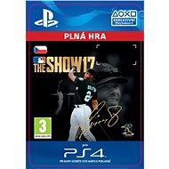 MLB The Show 17 - PS4 CZ Digital - Hra pro konzoli