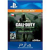 Call of Duty: MWR VARIETY MAP PACK - PS4 CZ Digital - Herní doplněk