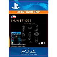 Injustice 2 Ultimate Pack - PS4 CZ Digital - Herní doplněk
