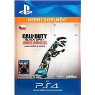 Call of Duty Black Ops III: Zombies Chronicles - PS4 CZ Digital - Herní doplněk