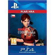 Resident Evil Code: Veronica X - PS4 CZ Digital - Hra pro konzoli