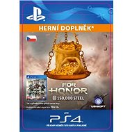 FOR HONOR 150 000 STEEL Credits Pack - PS4 CZ Digital