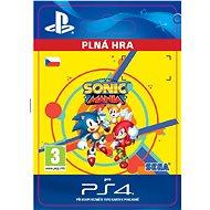Sonic Mania - PS4 CZ Digital - Hra pro konzoli