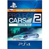 Project CARS 2 Season Pass - PS4 CZ Digital - Herní doplněk