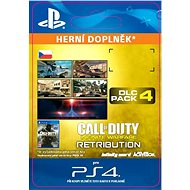 Call of Duty: Infinite Warfare DLC 4: Retribution - PS4 CZ Digital - Herní doplněk