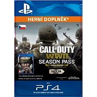 Call of Duty: WWII - Season Pass - PS4 CZ Digital