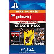 Wolfenstein II: The Freedom Chronicles - Season Pass - PS4 CZ Digital - Herní doplněk