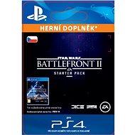 STAR WARS Battlefront II Starter Pack - PS4 CZ Digital - Herní doplněk