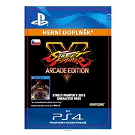 STREET FIGHTER V Season 3 Character Pass - PS4 CZ Digital - Gaming Accessory