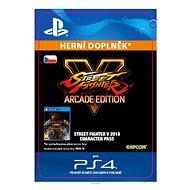 STREET FIGHTER V Season 3 Character Pass - PS4 CZ Digital - Herní doplněk