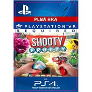 Shooty Fruity - PS4 CZ Digital