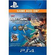 Just Cause 3: Air, Land & Sea - rozšíření - PS4 CZ Digital