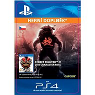 Street Fighter V - Character Pass 2017 - PS4 CZ Digital