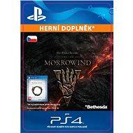 The Elder Scrolls Online: Morrowind Upgrade - PS4 CZ Digital - Herní doplněk