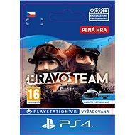Bravo Team - PS4 CZ Digital - Hra pro konzoli