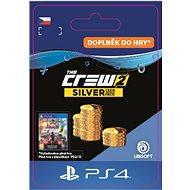 The Crew 2 Silver Crew Credits Pack - PS4 CZ Digital - Herní doplněk