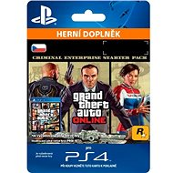 GTA Online: Criminal Enterprise Starter Pack - PS4 CZ Digital - Herní doplněk