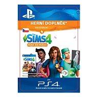 The Sims 4 Get to Work - PS4 CZ Digital - Herní doplněk